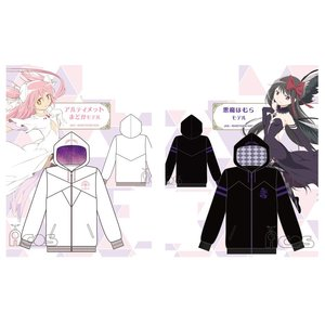 Puella Magi Madoka Magica the Movie: Rebellion Hoodies