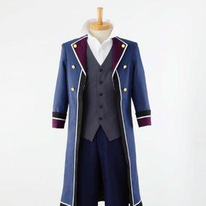 Otaku Apparel & Cosplay / Cosplay Outfits / K Saruhiko Fushimi Costume (Anime Ver.)