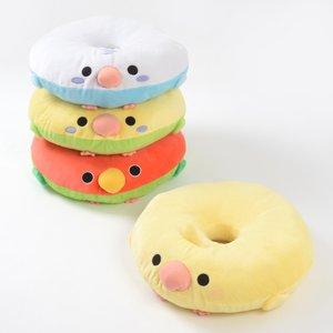 Home & Kitchen / Cushions / Kotori Tai Dodeka Bird Donut Cushions