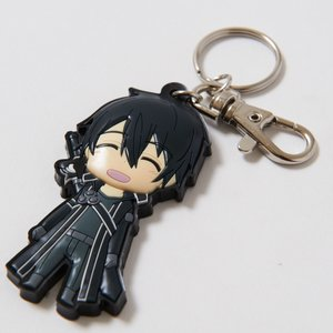Sword Art Online Happy Chibi Character Keychains