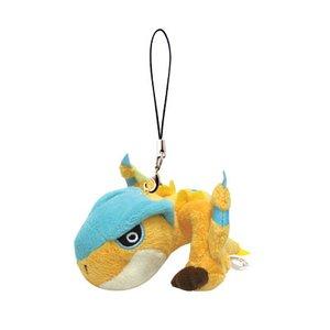 Monster Hunter Tigrex Mini Mascot Plush