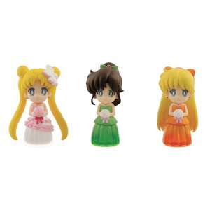 Figures & Dolls / Bishoujo Figures / Chibi Figures / Sailor Moon Stellar Color Collection Vol. 2