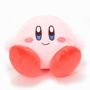 Kirby's Dream Land Kururin Cushion