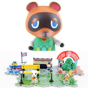 Gaming / Game Accessories / Animal Crossing: New Leaf Outing Collection (Set of 5) w/ Free Tom Nook amiibo