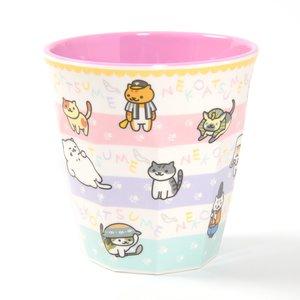 Home & Kitchen / Mugs & Glasses / Neko Atsume Melamine Cup Ver. 3