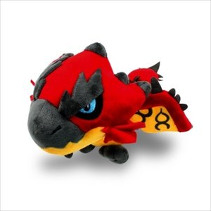 Plushies / Medium Plushies / Monster Hunter Rathalos Plush