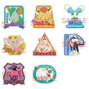 Tales Series Diecut Stickers