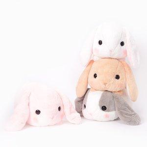 Plushies / Big Plushies / Pote Usa Loppy Tsumikko Rabbit Plush Collection (Big)
