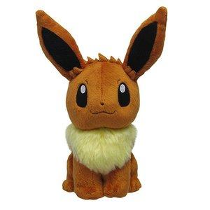 "Plushies / Medium Plushies / Pokémon 7"" Eevee Plush"