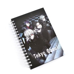 Stationery / Notebooks & Memo Pads / Tokyo Ghoul Group Hardcover Notebook