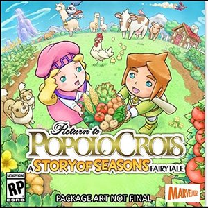 Gaming / Video Games / Return to PopoloCrois: A Story of Seasons Fairytale (3DS)