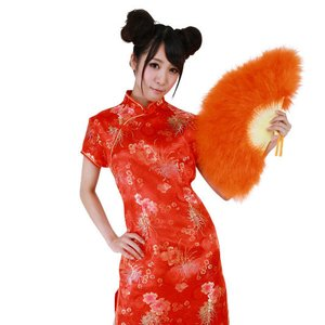 Otaku Apparel & Cosplay / Non-Character Cosplay / Co-Co Cheongsam Cosplay Outfit
