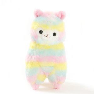 Rainbow Alpacasso Alpaca Plush (Standard)
