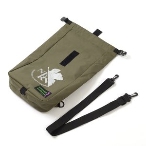 Otaku Apparel & Cosplay / Bags & Wallets / Evangelion Original Degner x Eva NERV 3-Way Rain Bag