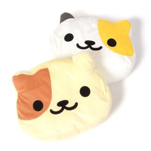 Home & Kitchen / Cushions / Neko Atsume Big Kororin Cushions Vol. 3