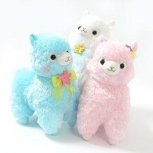 Alpacasso Kirarin Star Alpaca Plush Collection (Big)