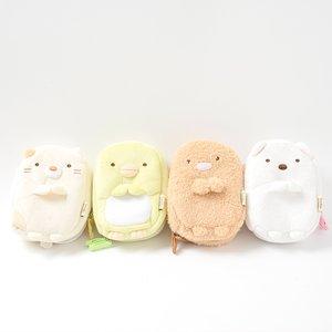 Sumikko Gurashi Multi-Use Plush Pouches