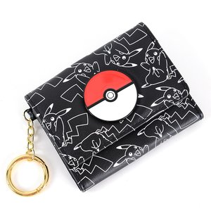 Otaku Apparel & Cosplay / Bags & Wallets / Pokémon Trifold Wallet