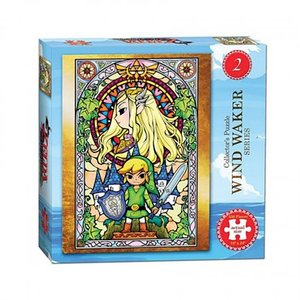Toys & Knick-Knacks / Games / The Legend of Zelda: The Wind Waker Collector's Jigsaw Puzzle #2