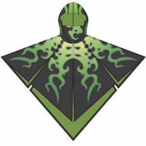 Monster Hunter: World Bandit Mantle Poncho