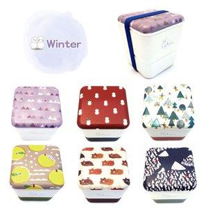 Home & Kitchen / Bento Containers / temahima -atelier saison- (Winter)