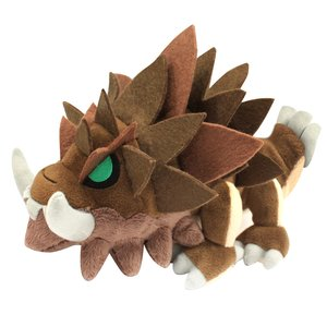 Monster Hunter Akantor Plush