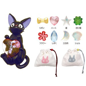 Toys & Knick-Knacks / Collectable Toys / Kiki's Delivery Service Hide & Seek Jiji Blind Pouch