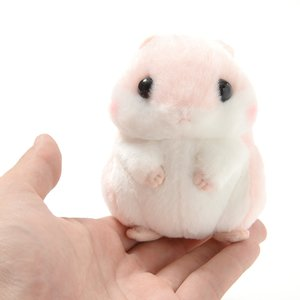 Coroham Coron Yukai na Nakama Hamster Plush Collection (Ball Chain)