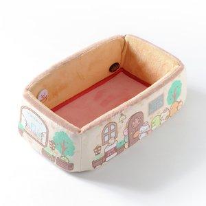 Home & Kitchen / Home Goods / Sumikko Gurashi Cafe Sumikko Plush Storage Tray