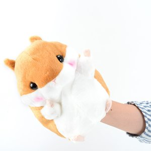 Plushies / Plushie Accessories / Coroham Coron Hamster Hand Puppet