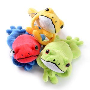 Otaku Apparel & Cosplay / Other Accessories / Plushies / Small Plushies / Plushie Accessories / Lucky Frog Plush Collection