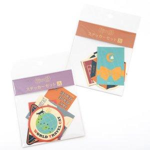 Stationery / Stickers / Bakemonogatari Sticker Set