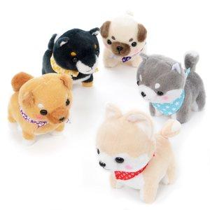 Mameshiba San Kyodai Dog Plush Collection (Standard)