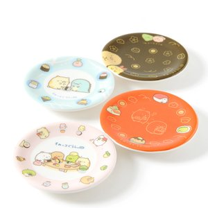 Home & Kitchen / Dishware / Sumikko Gurashi Sushi Party Petit Dish