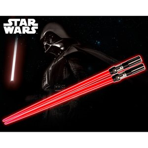 Home & Kitchen / Chopsticks & Cutlery / Star Wars Darth Vader Chopsticks Non-Light Up Ver. (Renewal)