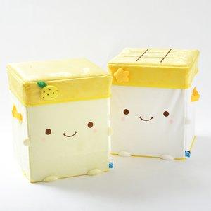 Home & Kitchen / Home Decor / Hannari Tofu Box Stool