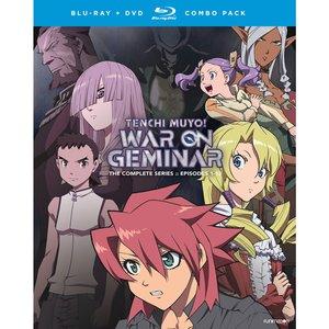 Tenchi Muyo! War on Geminar: The Complete Series Blu-ray/DVD Combo Pack