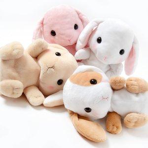 Plushies / Plushie Sets / Pote Usa Loppy Rabbit Hand Puppets