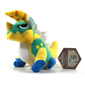 Plushies / Medium Plushies / Monster Hunter Zinogre Plush