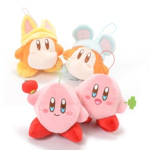 Plushies / Small Plushies / Kirby Forest Friends Mini Plush Collection Vol. 2