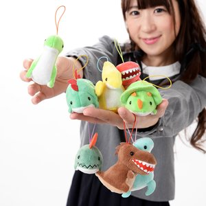 Dinosaur Kingdom Plush Mascots