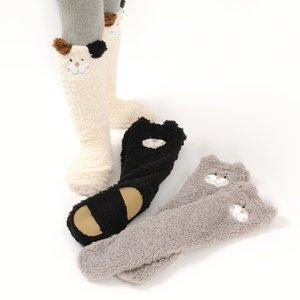 Charmmy the Cat Room Socks