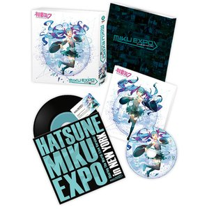 CD & DVD/Blu-ray / Other DVD/Blu-ray / Hatsune Miku Expo in New York Blu-ray