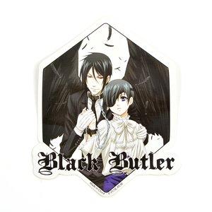 Stationery / Stickers / Black Butler Ciel & Demon Sebastian Sticker