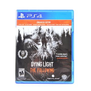 Gaming / Video Games / Dying Light: The Following Enhanced Edition (PS4)