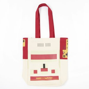 Otaku Apparel & Cosplay / Bags & Wallets / Famicom Stationery Supplies: Tote Bag