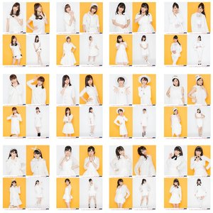 """Morning Musume. '15 """"Tsumetai Kaze to Kataomoi / Endless Sky / One and Only"""" Single CD Launch Event 4-Photo Set D"""