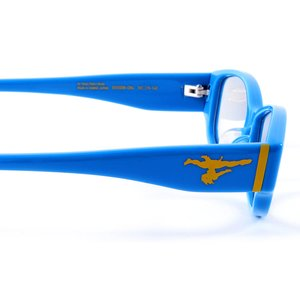 Otaku Apparel & Cosplay / Eyewear / Street Fighter V Gaming Glasses - Chun-Li Model