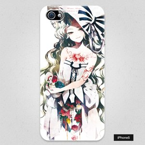 White Witch Smartphone Case