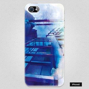 Berlin Blue Smartphone Case